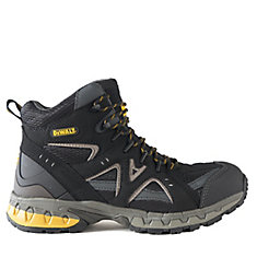 Torque Mid *CSA approved* Men's (size 9.5) Steel Toe/Steel Plate Lightweight Athletic Work Boot