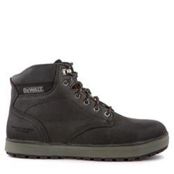DEWALT Industrial Footwear Plasma *CSA approved* Men's (size 11) 6 inch. Aluminum Toe/Composite Plate Leather Work Boot