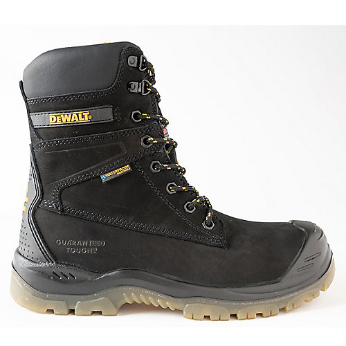 Spark *CSA approved* Men's (size 9) 8 inch. Steel Toe/Composite Plate/Waterproof/Thinsulate Work Boot