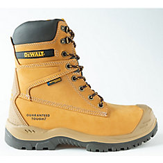Spark *CSA approved* Men's (size 8.5) 8 inch. Steel Toe/Composite Plate/Waterproof/Thinsulate Work Boot