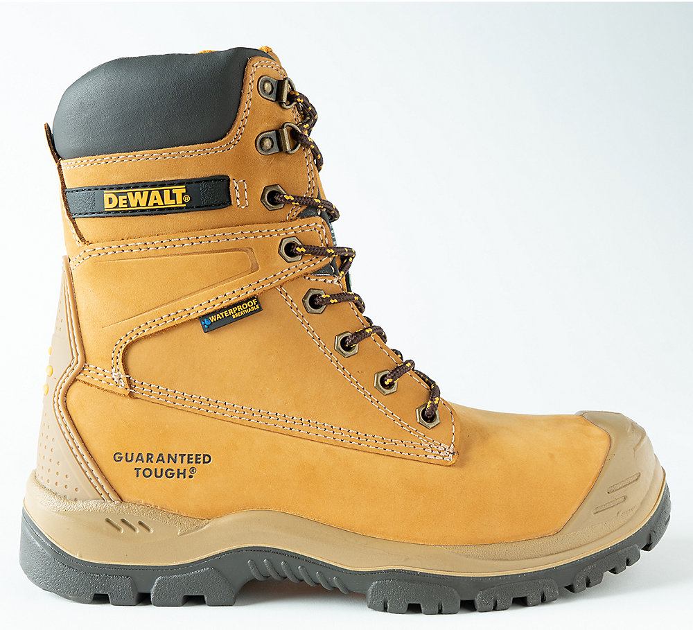 25b26435802 Spark *CSA approved* Men's (size 9.5) 8 inch. Steel Toe/Composite  Plate/Waterproof/Thinsulate Work Boot