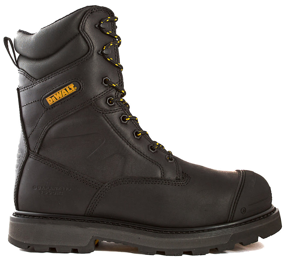 Impact *CSA approved* Men's (size 11.5) 8 inch. Aluminum Toe/Composite Plate/Thinsulate Work Boot