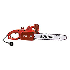14 inch 9.0 Amp Electric Chain Saw (Red)
