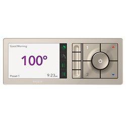 MOEN U By  4-Outlet Digital Shower Controller In Terra Beige (Valve Sold Separately)