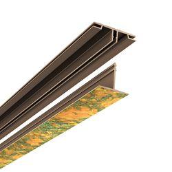Ceilingmax Surface Mount Kit, Copper Fantasy Finish,100s/ft kit