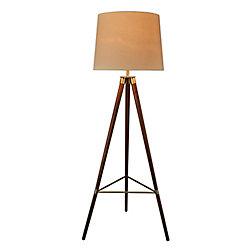 L2 Lighting 60 inch tripod Floor lamp