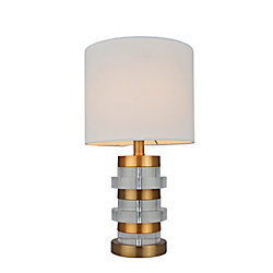 L2 Lighting 18 inch Table lamp - Gold