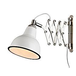 L2 Lighting Lampe murale - Blanc Mat