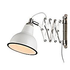 Wall lamp - Matte White