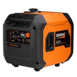 Generac iQ3500 Gas Powered Inverter Generator