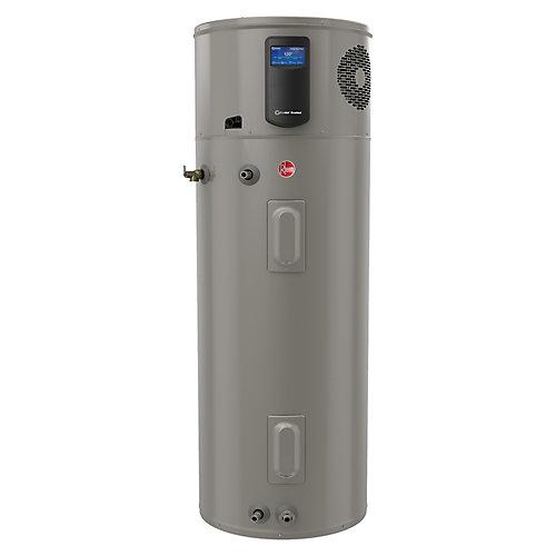 50 Gal. 10 Year Hybrid High Efficiency Smart Tank Electric Water Heater