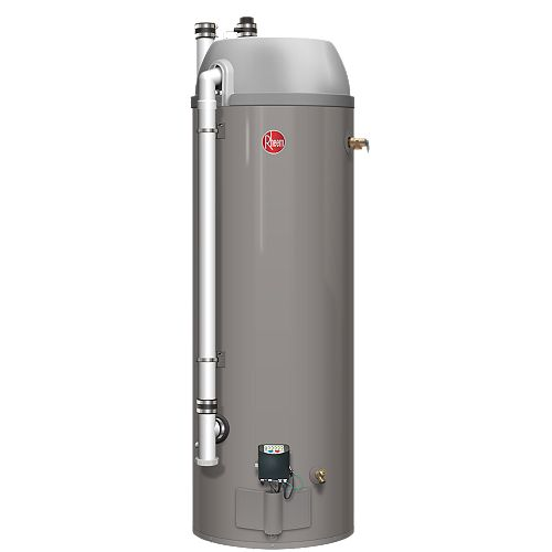 Rheem 40 Gal High Efficiency Condensing Gas Water Heater