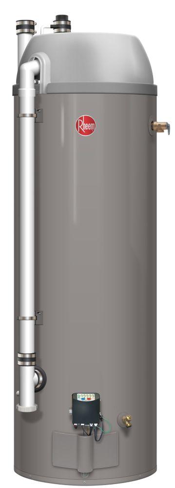 Rheem 50 Gal High Efficiency Condensing Gas Water Heater