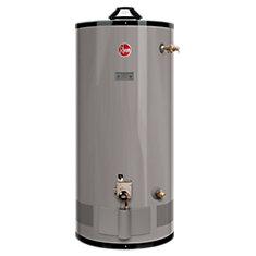 Chauffe-eau commercial Rheem au gaz naturel 100 Gal