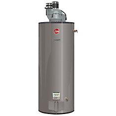 Chauffe-eau commercial Rheem au gaz naturel à ventilation directe et forcée (PDV) 50 USG