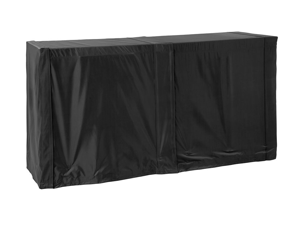 NewAge Products Inc. Outdoor Kitchen Black 64 inch Prep Table Cover
