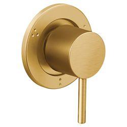 MOEN Aligner la garniture de la soupape de transfert en or brossé (vendue séparément)