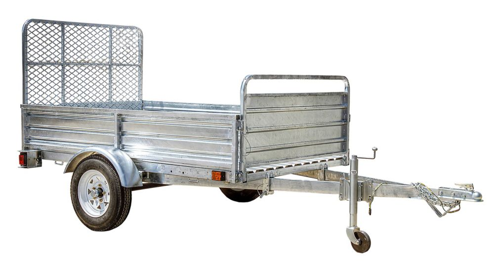 Excellent Trailer Hitches Car Racks Ramps More The Home Depot Canada Wiring Digital Resources Talizslowmaporg
