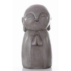 Hi-Line Gift Lucky Japanese Jizo Praying Statue