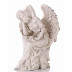 Hi-Line Gift Angel Sleeping Statue