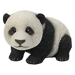 Hi-Line Gift Baby Panda Crawling Statue