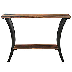 surin Solid Wood Console Table