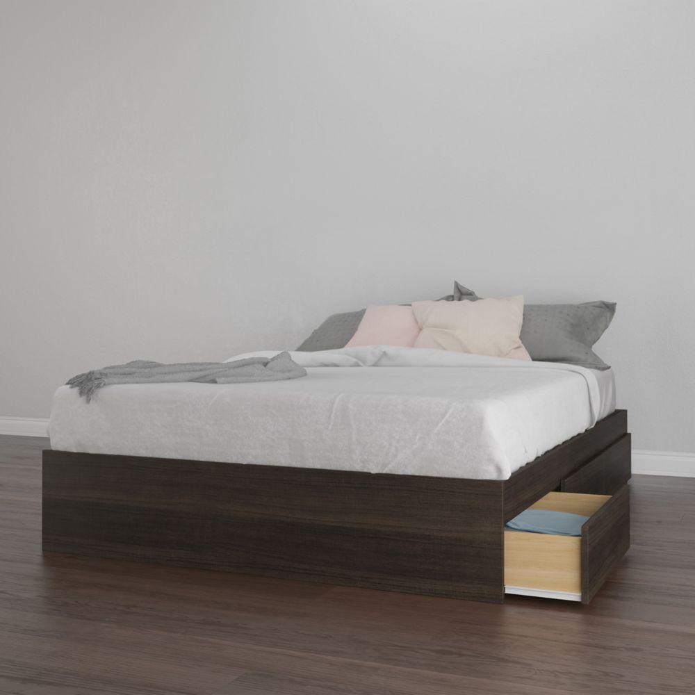 Nexera Series 9 1-Piece Espresso King Bedroom Set