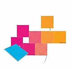 Canvas Smarter Kit 9 Carrés Lumineux