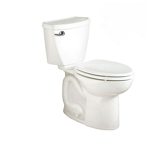American Standard Cadet 3 FloWise 1.28 GPF Complete 2-Piece Right Height Elongated Toilet with Slow Close Seat in White