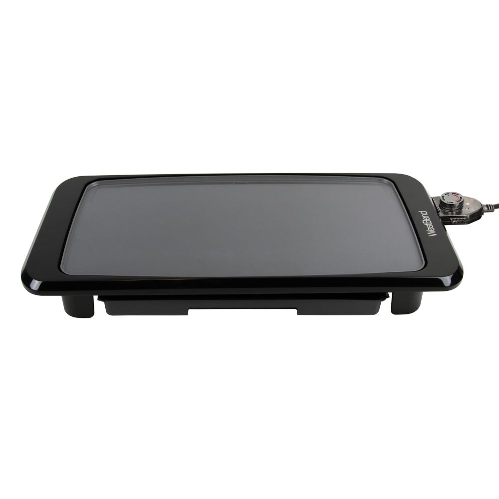Lodge Logic Round Cast Iron Griddle 105 Inch The Home Depot Mystore365com Meter6013capacitancecapacitortesterincircuithtml West Bend Extra Large Electric