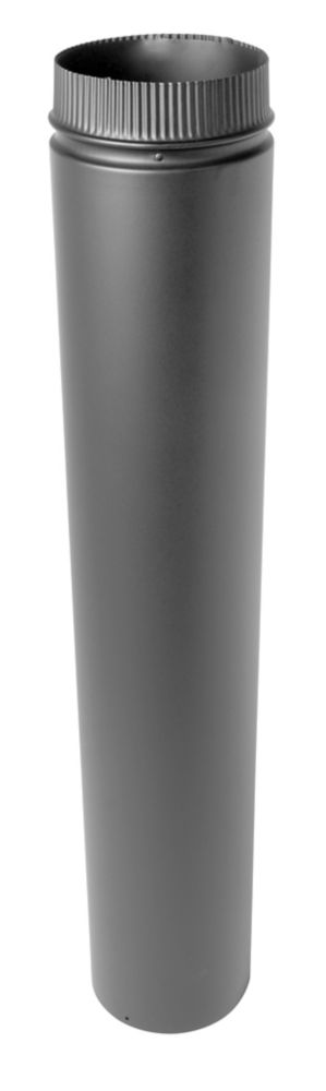 SuperVent 8 inch Dia 36 inch Chimney Length
