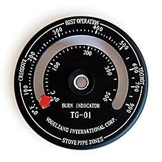 Temperature Gauge W/ Magnet