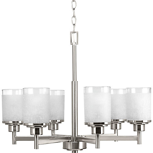 Alexa Six-light Chandelier
