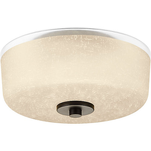 Alexa Two-light Flush Mount
