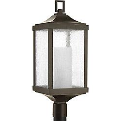Progress Lighting Lanterne sur poteau Devereux à une lumière