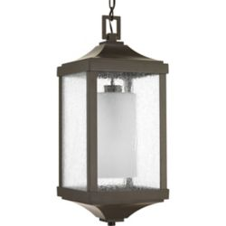 Progress Lighting Devereux One-light Hanging Lantern