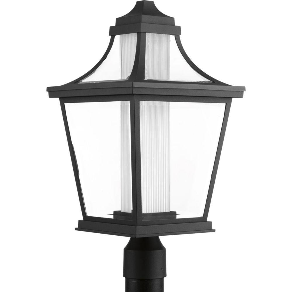 Progress Lighting Endorse Collection Outdoor Black Post Light