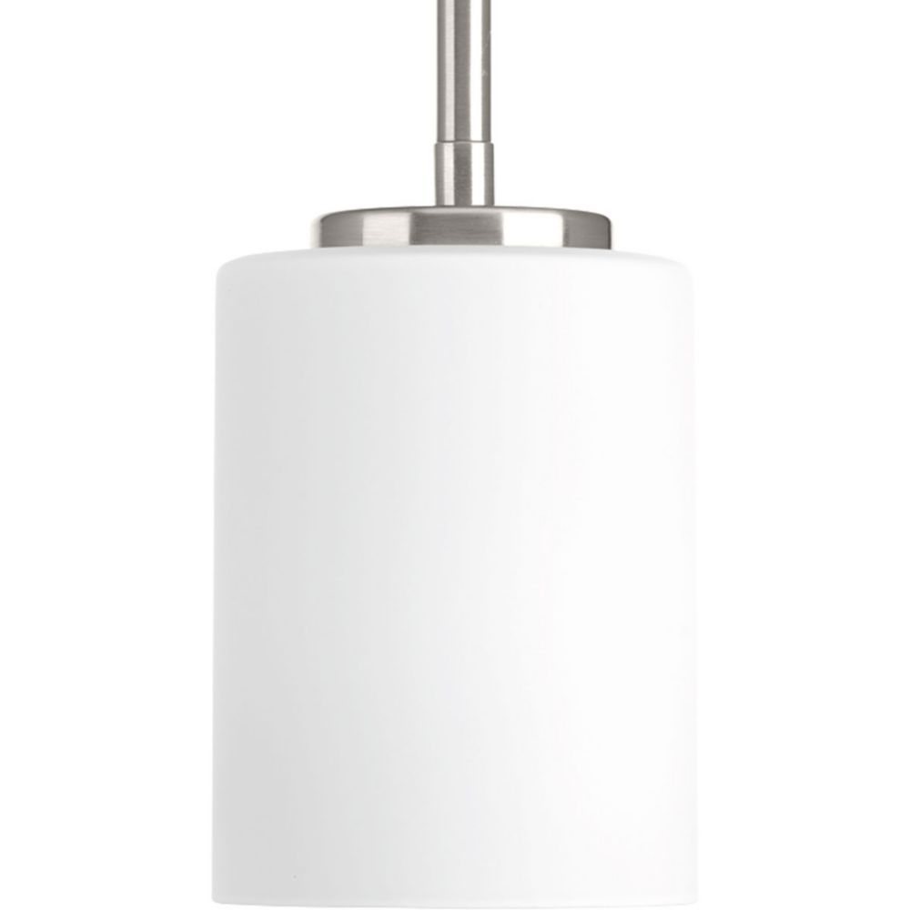 Progress Lighting Replay Collection 3-Light Brushed Nickel Pendant
