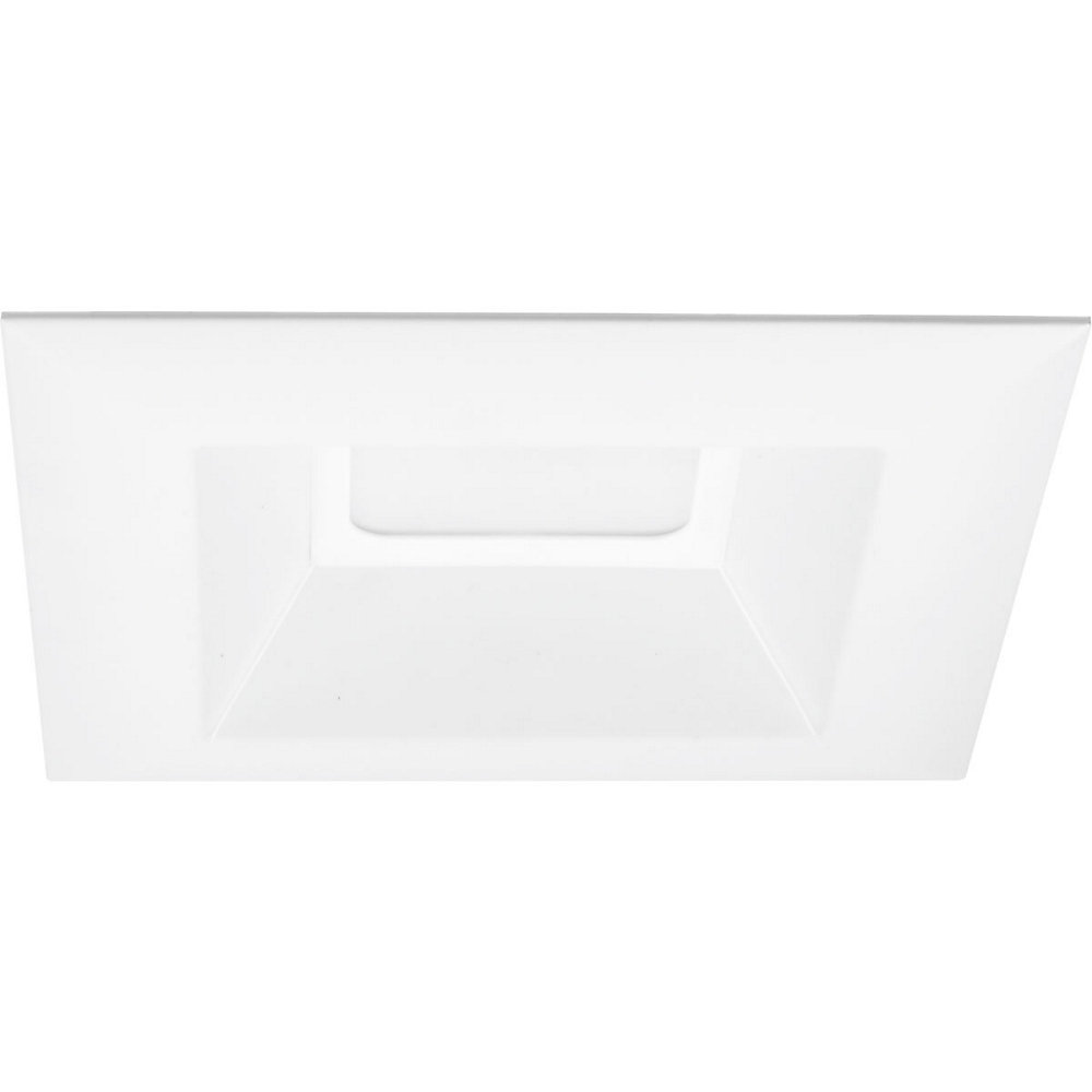 LED Retrofit Square Collection 6 inch White Integrated LED