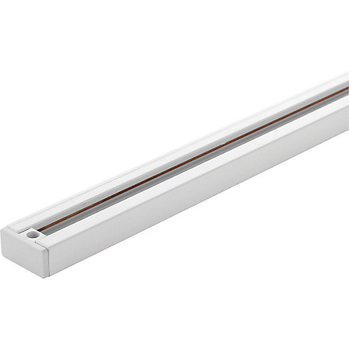 LED Track Collection White Track Lighting Accessory