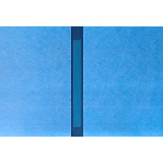 36-inch x 60-inch Linear Shower Tray for Center Drain