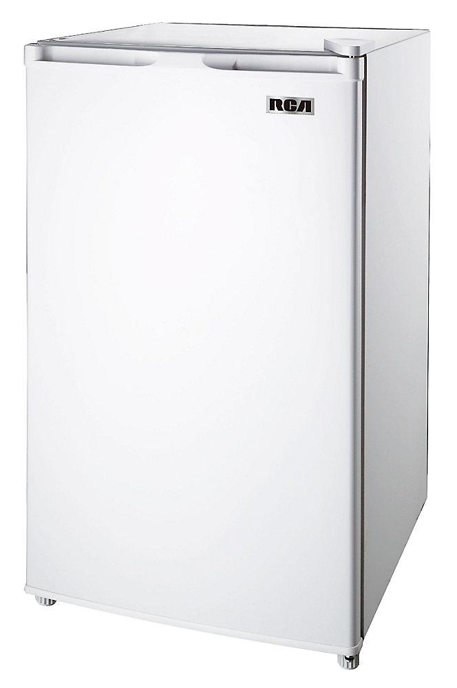 3.2 cu. ft. Compact Mini Fridge - White