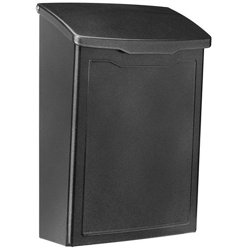 Architectural Mailboxes Marina Wall Mount Mailbox Pewter