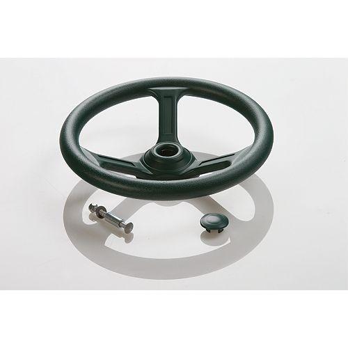 Creative Cedar Designs Playset Steering Wheel- Green
