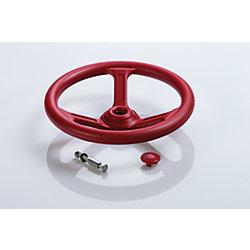 Creative Cedar Designs Volant pour terrain de jeu- Rouge