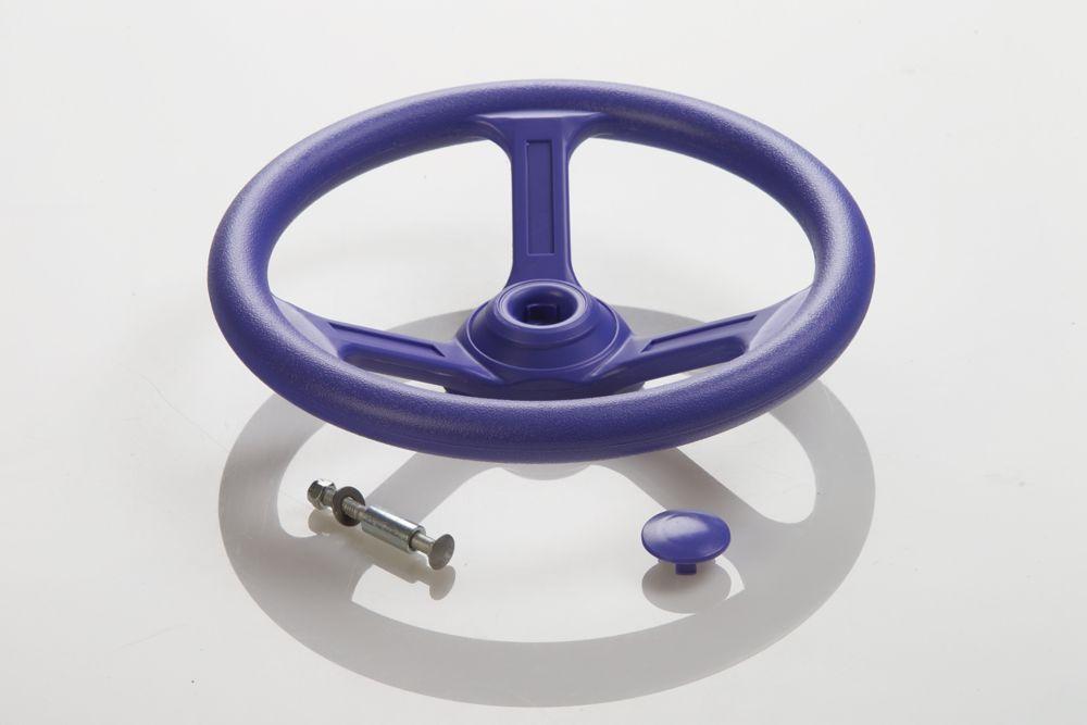 Playset Steering Wheel- Purple