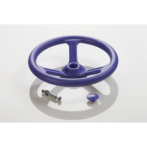 Creative Cedar Designs Playset Steering Wheel- Purple