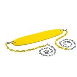Creative Cedar Designs Ultimate Swing Seat w/Chains- Yellow