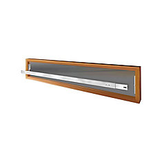 103 A 62-inch to 74-inch W Removable Window Bar