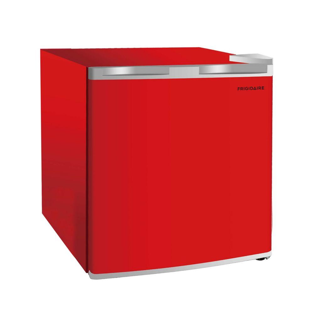Frigidaire 1.6 cu.ft. compact Mini Fridge - Red